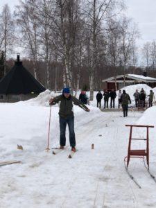 Veljekset Toivanen järjesti koko perheen ulkoilutapahtuman